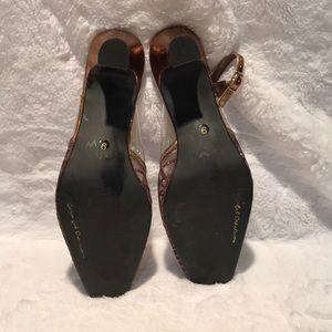 Shoes - Bronze dress shoes